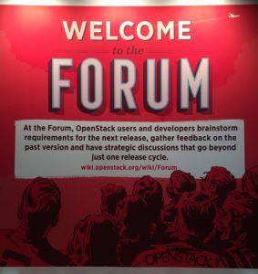 OpenStack Forum
