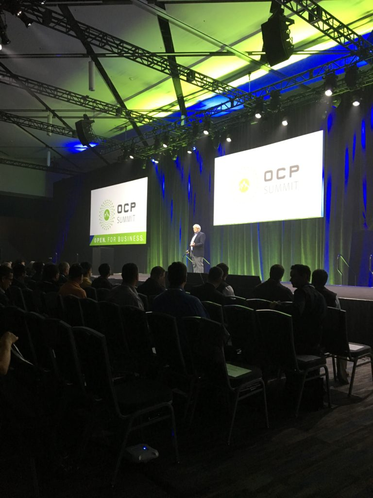 OCP Summit Keynotes