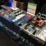 OCP OpenPower Booth